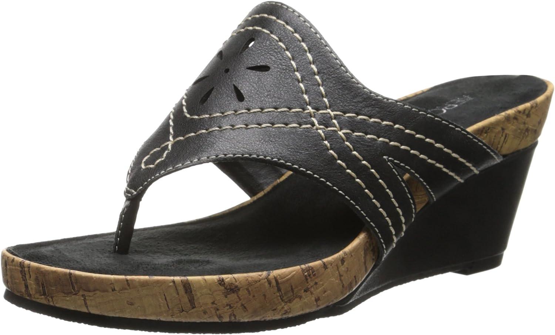 Aerosoles Women's Take Flight Wedge Sandal