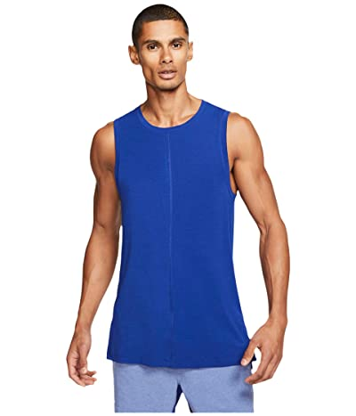 Nike Active Recovery Dri-FIT Tank (Deep Royal Blue/Black) Men