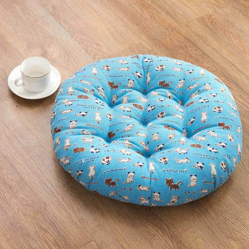Outdoor Clearance SALE! Limited time! Round Seat Cushion Indoor Pad T Chair Max 63% OFF Floor Soft