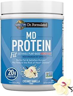 Dr. Formulated MD Protein FIT Vanilla (10 serving)