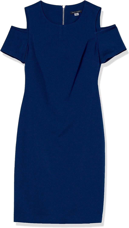 Tommy Hilfiger Women's Cold Shoulder Dress