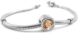 Jewelry for Women - Jewelry - Charm Bracelets for Women - Jewelry Bracelet - Custom Charms - Personalized Charms - Newborn Bracelet - Bracelet Charms Fits Pandora - Photo Charm
