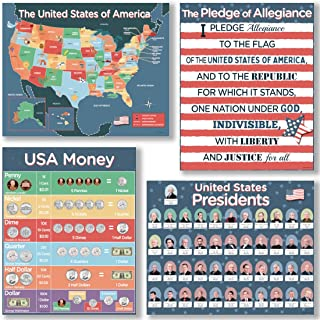 Best pledge of allegiance poster for classroom Reviews