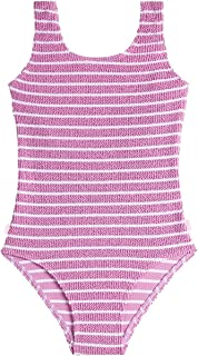Seafolly girls Reversible Tank One Piece Swimsuit One Piece Swimsuit