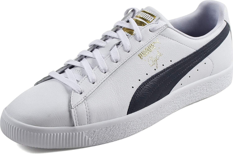 PUMA Men's Clyde Core Foil Fashion Sneakers