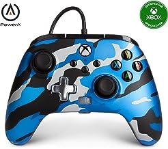 ENHANCED WIRED CONTROLLER METALLIC CAMO BLUE (Xbox One)