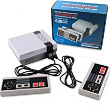 $29 » Sponsored Ad - Classic Retro Game Console, 8-bit AV Output Video Game Built-in 620 Games with 2 Classic Controllers