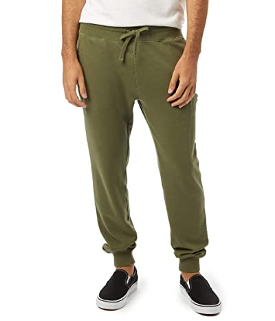 Alternative Slimline Cargo Joggers (Army Green) Men
