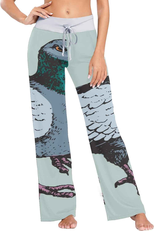 Womens Austin Mall Pajama Bottoms Wholesale City Grey Drawing Pants Pigeon Pen