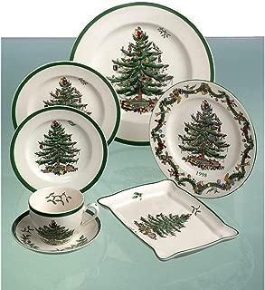 Spode Christmas Tree Tea Saucer
