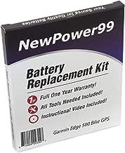 Best garmin edge 520 battery life Reviews
