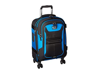 Travelpro BOLD by Travelpro 21 Expandable Spinner (Blue/Black) Luggage