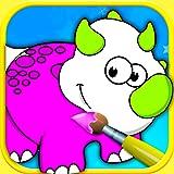Pintura a dedo Livro de colorir para crianças e bebês
