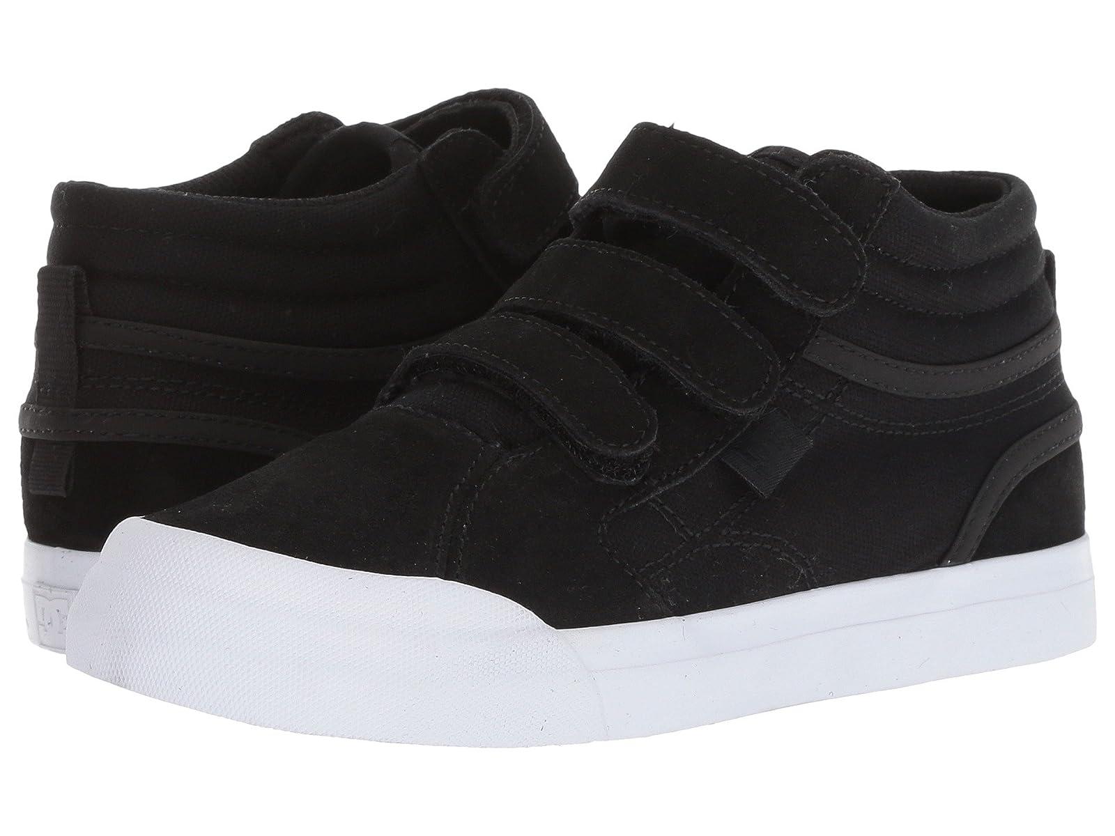 DC Kids Evan Hi V (Little Kid/Big Kid)Atmospheric grades have affordable shoes