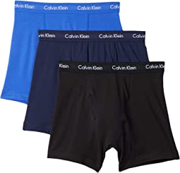 Cotton Stretch Boxer Brief 3-Pack NU2666