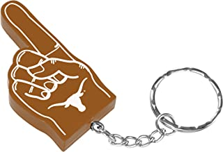 texas longhorns keychain