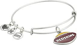 Color Infusion Washington Redskins Football II Bangle