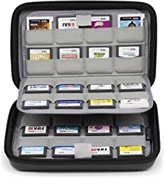 Top Rated in Nintendo 3DS Cases & Storage