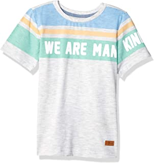 7 For All Mankind Boys' Classic Short Sleeve T-Shirt