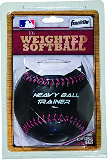 Franklin Sports Weighted Softball (10-Ounce)