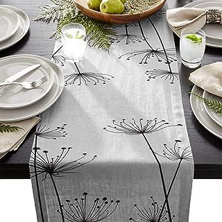 Chemin de Table Tableau de la Table Design de la Table de mariée de la Table de Mariage de la Table de Table de Table de l...