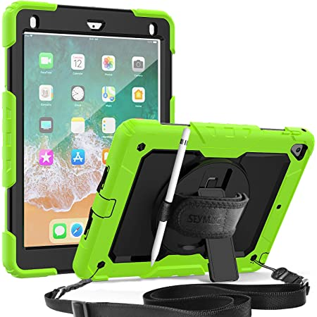Amazon Com Supcase Unicorn Beetle Pro Series Case Designed For Ipad 9 7 2018 2017 With Built In Screen Protector Dual Layer Full Body Rugged Protective Case For Ipad 9 7 5th 6th