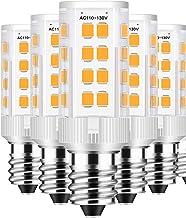 LAOYEBAOHE E12 Candelabra LED Light Bulbs 40Watt Equivalent, 350 Lumens /for Ceiling Fan, Chandelier, Indoor Decorative Li...