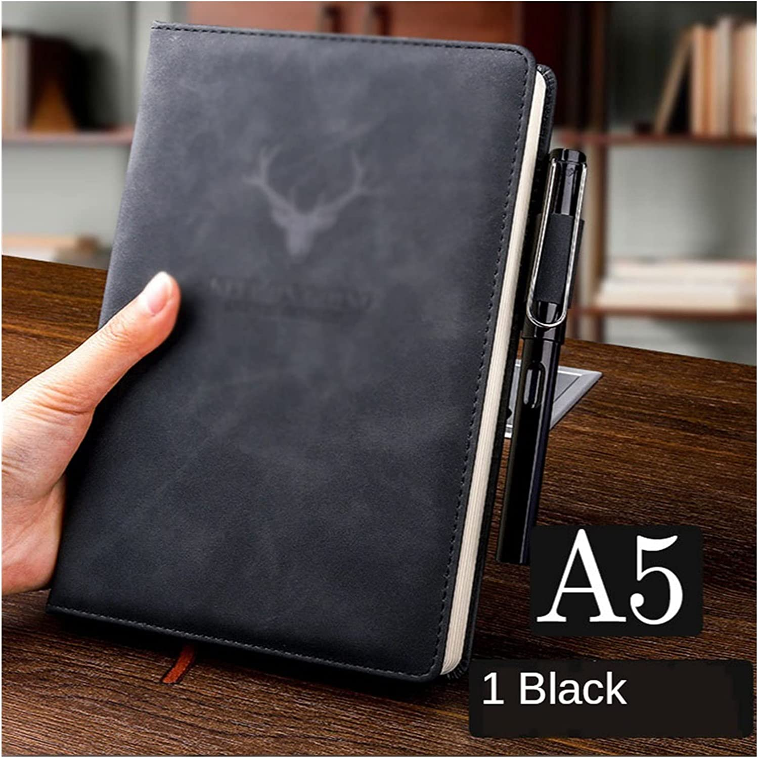 security Notebook 360 Pages Super Popular shop is the lowest price challenge Thick Busines Journal Daily A5
