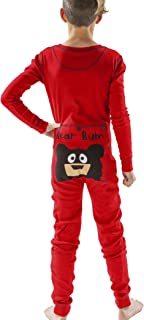 Family Matching Christmas Pajamas by LazyOne   Bear Bum Holiday PJ Onsie