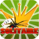 Free Spider Solitaire For Kindle Fire HD Mega Crown