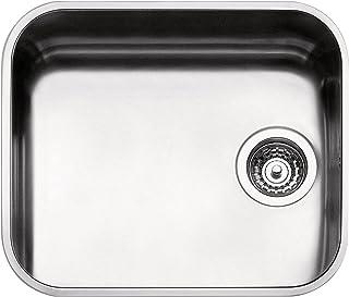 Einbauspüle Spülbecken Küchenspüle Edelstahlspüle Waschbecken Arabeska ZAA 010C