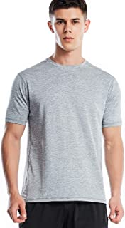 featured product Dry Fit Athletic Shirts for Men Short Sleeve Workout Shirt