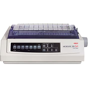 Oki MICROLINE 320 Turbo Dot Matrix Printer (91907101)