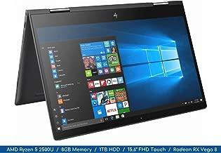 Envy x360 2018 HP Ryzen Micro-edge 2-in-1 Notebook   15.6