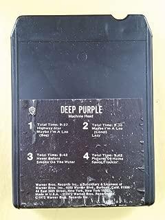 deep purple 8 track
