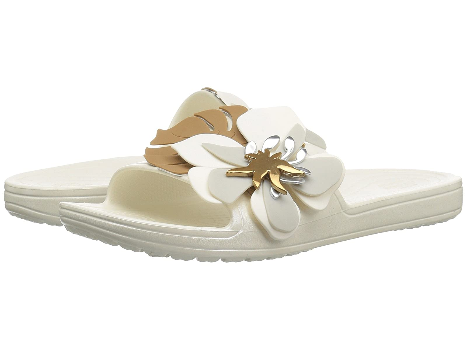 Crocs Crocs Sloane Botanical Floral SlideComfortable and distinctive shoes