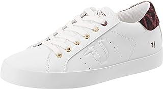 d63c5fbb3819 Trussardi Jeans Sneakers Pony Detail, Scarpe da Ginnastica Donna