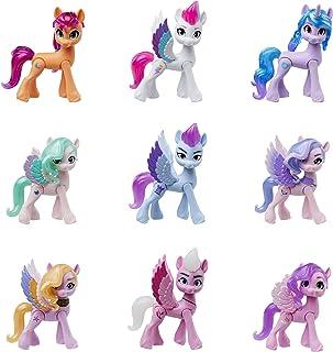 My Little Pony: A New Generation Koningsklijke Gala-collectie, speelgoed voor kinderen, 9 ponyfiguren, 13 accessoires, poster