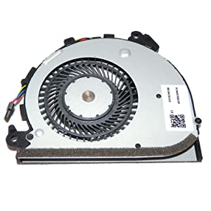 USKKS New CPU Cooling Fan for HP Spectre X360 13-4103DX 13-4003DX 13-4005DX 13-4002DX, P/N: 828818-001 806504-001 801493-001