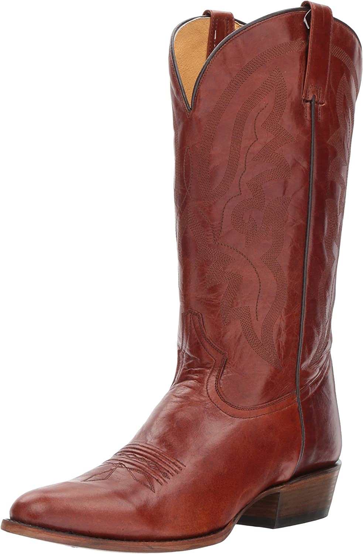 Roper Men's Cassidy Western Boot Tan