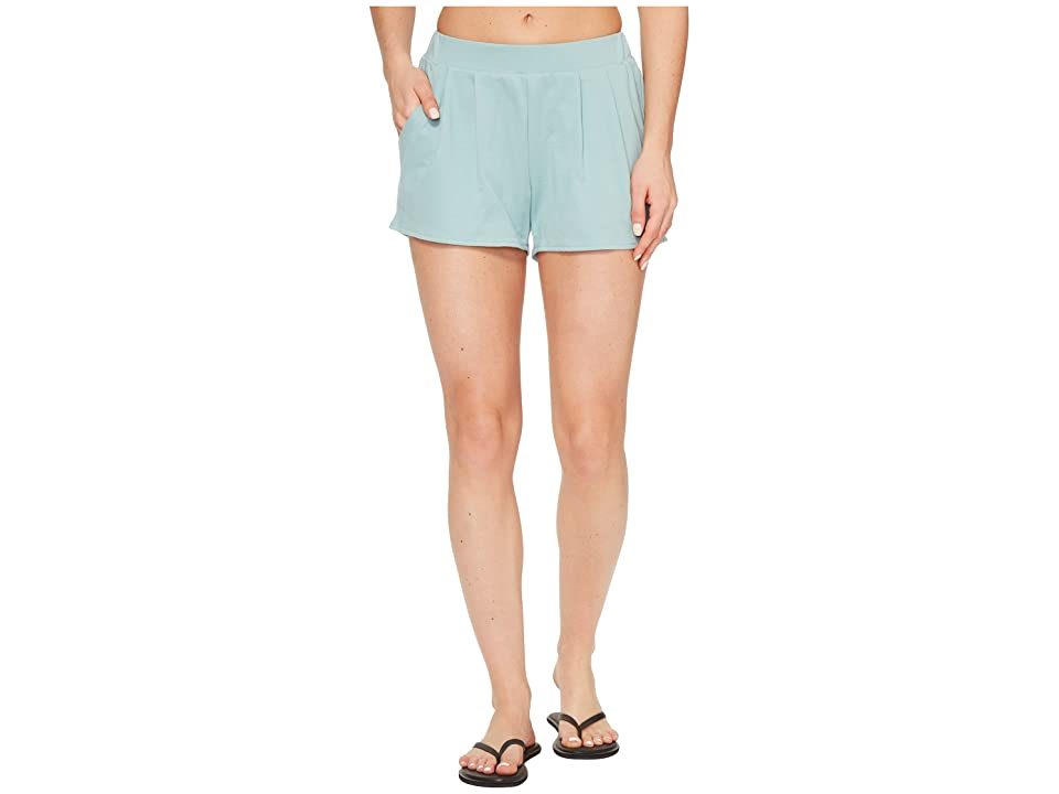 United By Blue Grayson Shorts (Teal) Women