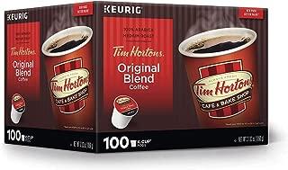 Tim Hortons Original Blend Coffee, Single-Serve Cups (80 ct.) ES