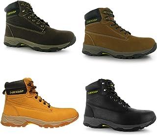 efedeec0c75a28 Dunlop Safety On Site Stivali di Sicurezza Puntale in Acciaio da Uomo  Scarpe da Lavoro