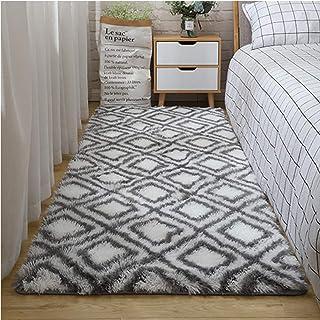 Pattern Carpet Runner Moroccan Trellis Design Contemporary Hallway & Kitchen Shag Runner Rugs Modern Living Room Coffee Ta...
