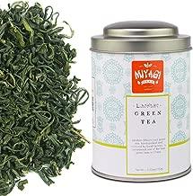MIYAGI TEA - Premium Laoshan Green Tea - Loose Leaf - 3.52oz (100g) / tin can
