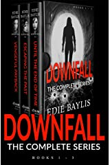The Downfall Series Box Set (Books 1 – 3): A trilogy of dark, gritty nail-biting thrillers, packed with crime, obsession and betrayal Kindle Edition