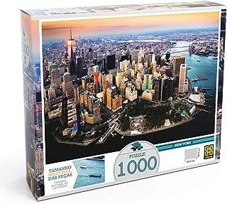 Quebra Cabeça 1.000 Peças New York Grow