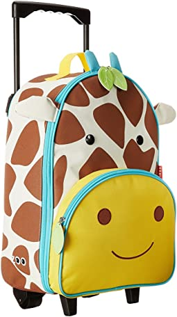 Skip Hop Zoo Kids Rolling Luggage