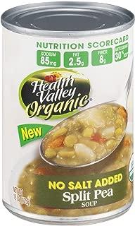 Split Pea Soup No Salt Added 15 Ounces (Case of 12)