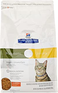 Hill'S Prescription Diet Metabolic + Urinary Feline - Chicken Flavor - 6.35Lbs